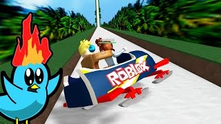 Roblox / Sledding in Roblox! / Gamer Chad Plays