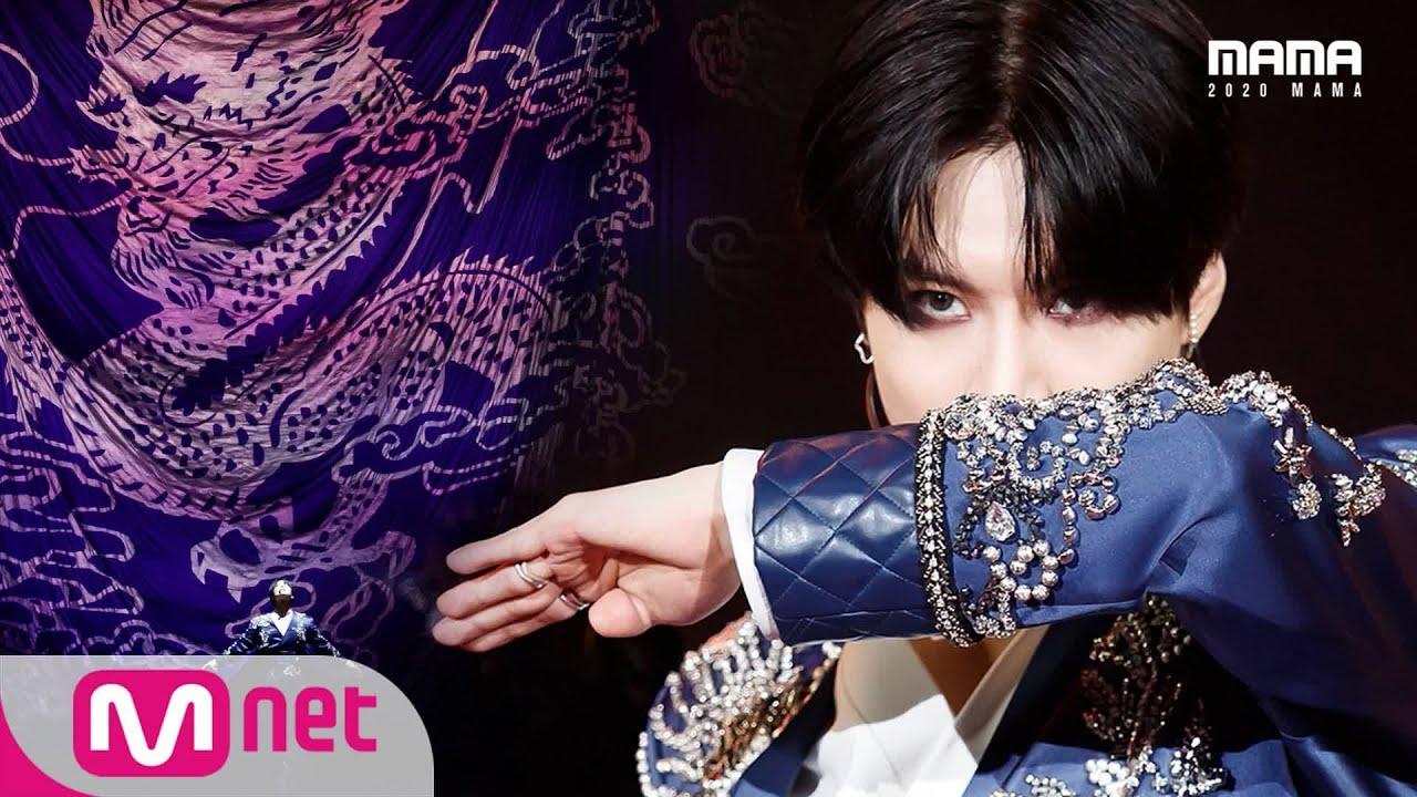 [2020 MAMA] TAEMIN_Intro + Criminal + Heaven + IDEA (理想) | Mnet 201206 방송