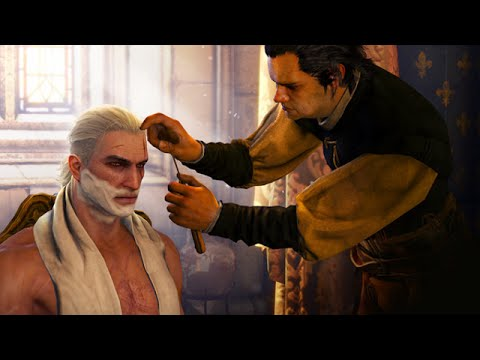 The Witcher 3 Alle Frisuren Fur Geralt Hd