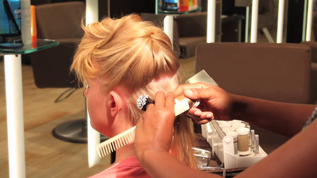 Special Occasion Hairstyles How To Style Your Hair Like A Celebrity Youtube
