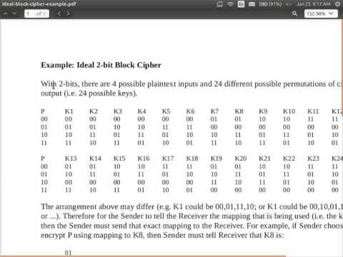 Block Ciphers and DES (CSS441, L05, Y15)