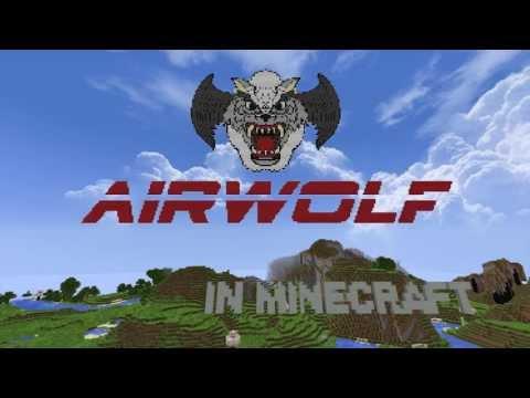 Minecraft - AIRWOLF