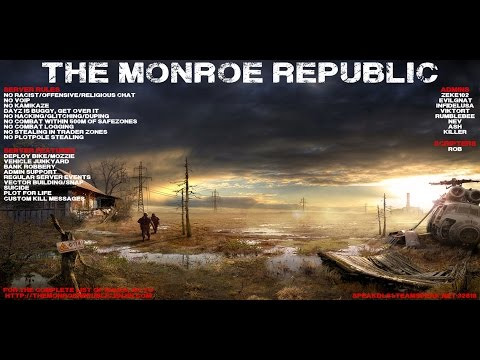 This is The Monreo Republic: Missions