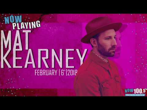 Mat Kearney Stops By Our Sound Stage