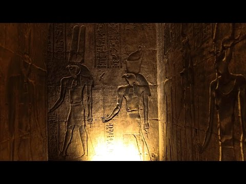 Temple of Horus - Edfu - Egypt