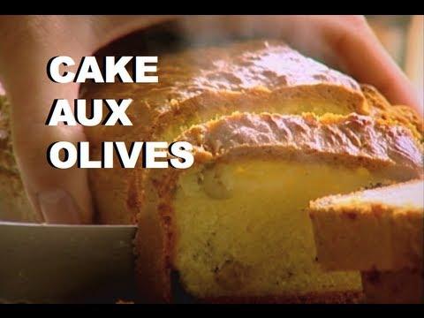 Cake Aux Olives Youtube