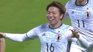 日本vs韓国 3-2 後半ハイライト U 23 リオ五輪最終予選 決勝