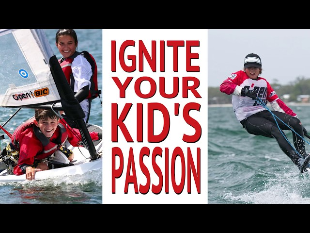 O'pen BIC - Ignite your Kid's Passion for Sailing!