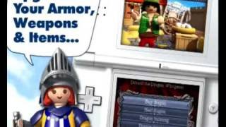 PLAYMOBIL INTERACTIVE KNIGHTS - NINTENDO DS