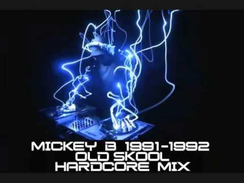 1991 - 1992 Old Skool Rave Mix (Mickey B)