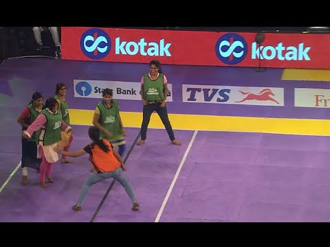 Kabaddi Quick - Mothers vs Daughters