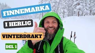 Friluftsliv - Finnemarka viser seg fra to flotte sider, Del 1