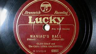 Casa Loma Orchestra - MANIAC