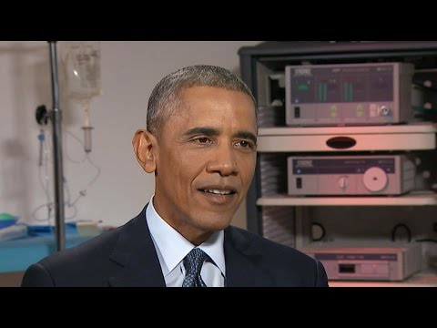 Thumbnail: Obama on effect of climate change on public health