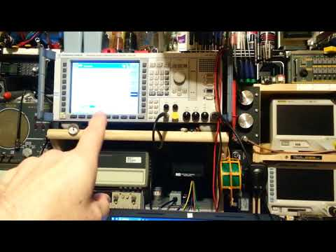 Electronics course, Red Pitaya, SDR transceiver updates.