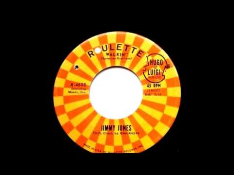 Jimmy Jones ‎– Pardon Me / Walkin