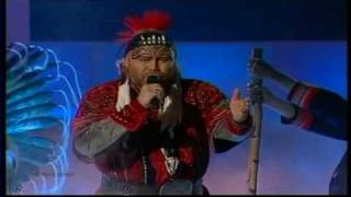 Eurovision Song Contest 2000 18 Sweden *Roger Pontare* *When Spirits Are Calling My Name* 16:9 HQ