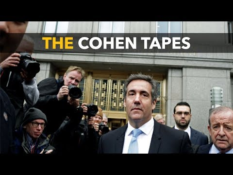Does the Cohen Tape Spell Trouble for Trump?