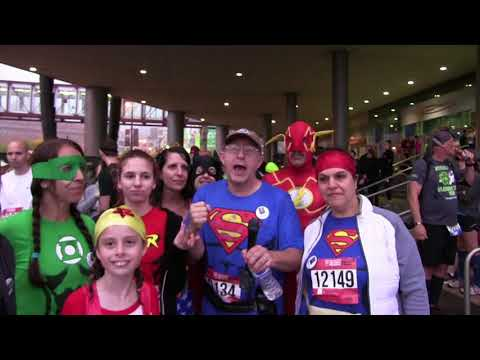 Runners participate in Cleveland Marathon for various reasons (video)
