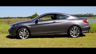 2014 Honda Accord Coupe 6-speed V6 - Second Drive - Full Throttle Rolling Starts