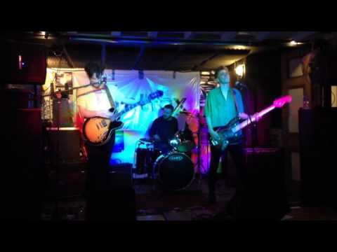 NOVELLAS - First 3 @ THE FAT FOX 27th November 2015 - FOOLISH , NEVER WORTH IT  &  LIONESS