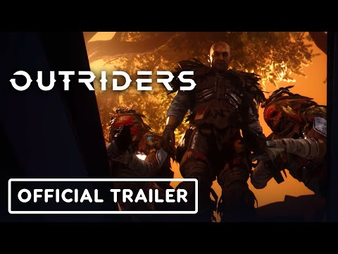 Outriders - Official Story Trailer