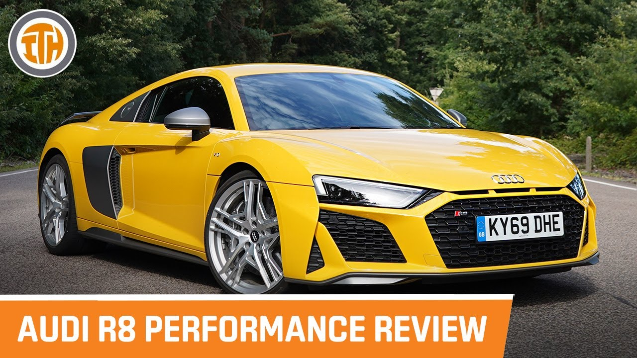 THE LAST ONE EVER! Audi R8 V10 Performance - 2020 Review plus Sound