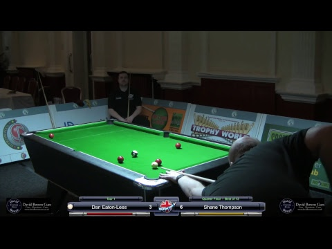2019 EPA Tour 1 - Quarter Final - Dan Eaton-Lees v Shane Thompson