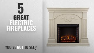 Top 10 Sei Electric Fireplaces [2018] | New & Popular