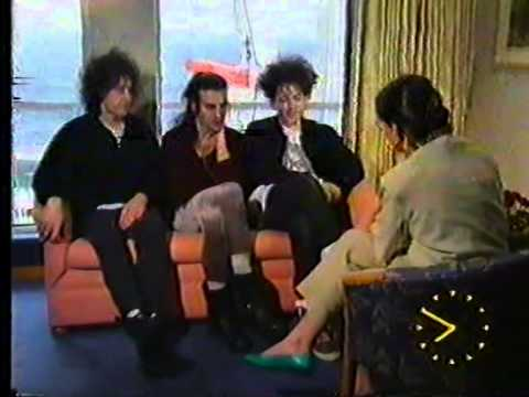 The Cure - TV AM 1992 ( Part 1 )