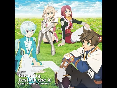 [DJCD] Tales of Zestiria (Comic Market 92 Limited)