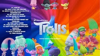 09. True Colors (Film Version) (Justin Timberlake and Anna Kendrick) - TROLLS