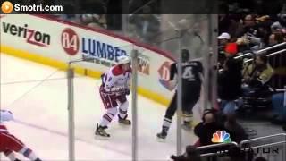 Силовой приём Овечкина NHL(Силовой приём Овечкина NHL., 2015-03-14T08:14:43.000Z)