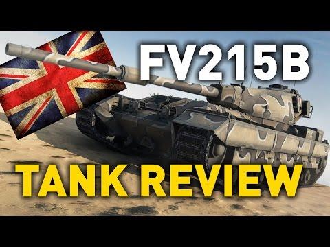 World of Tanks || FV215b - Tank Review