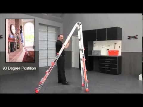 Repeat Little Giant Leveler Ladder Review by Pro Tool Reviews