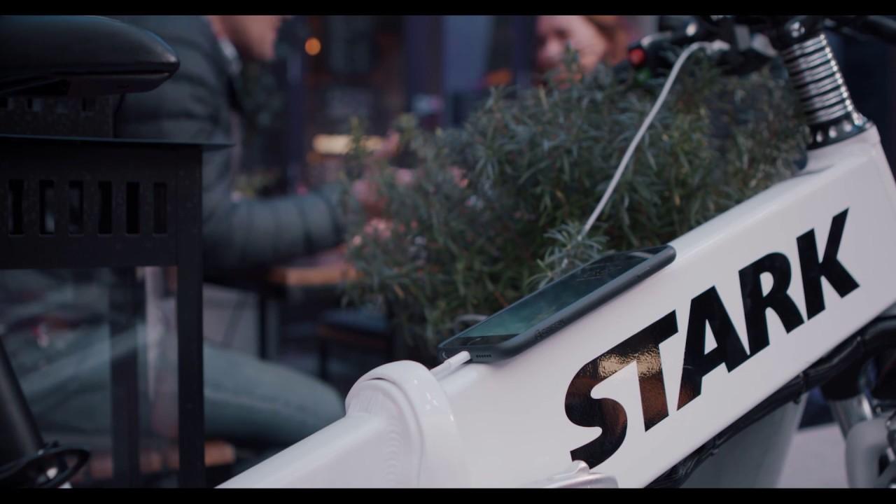 Un bicicleta eléctrica y plegable de 400? (ver VIDEO)