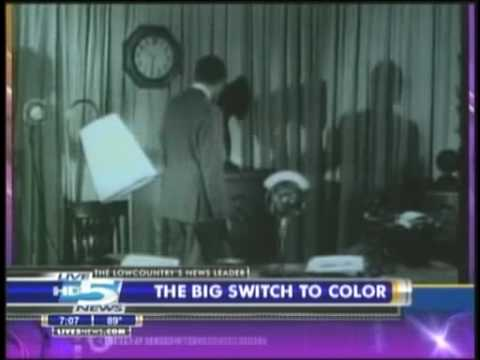 WCSC-TV's Switch to Color