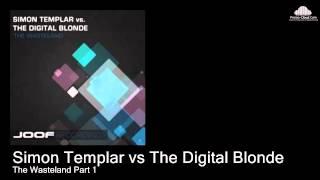 Simon Templar vs The Digital Blonde  - The Wasteland Part 1 (Original Mix    )