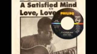 BOBBY HEBB - A Satisfied Mind (1966)