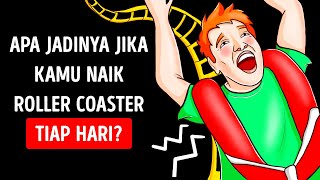 Download Inilah yang Terjadi pada Tubuhmu kalau Kamu Naik Roller Coaster Setiap Hari