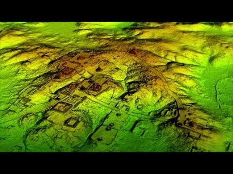 Mayan City Of Millions Discovered
