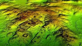Mayan City Of Millions Discovered ~ LiDAR