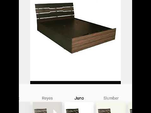 Damro Hydraulic Storage Bed For Rs 15000 Mrp 30000 In Furniture 9550001498