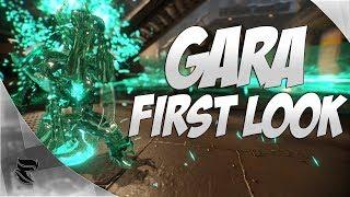 Warframe: First Look At Gara