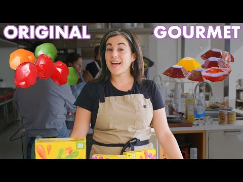 Pastry Chef Attempts To Make Gourmet Gushers | Bon App茅tit