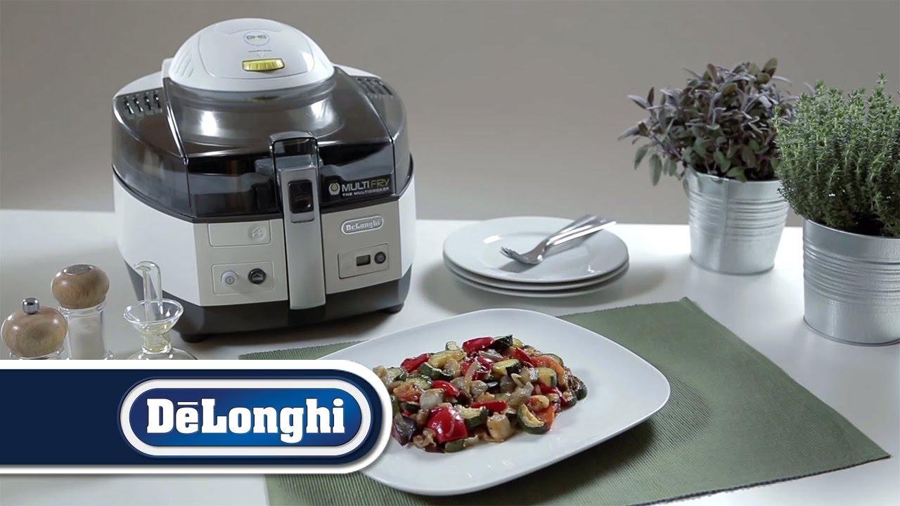 Living At Home Rezepte ratatouille de longhi multifry rezepte