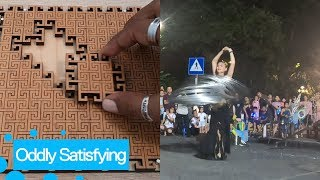 Oddly Satisfying Compilation