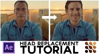 Flomotion After Effects Tutorial: Motion Tracking / Head Replacement with Mocha and After Effects