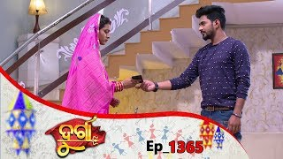 Durga | Full Ep 1365 | 23rd Apr 2019 | Odia Serial - TarangTV