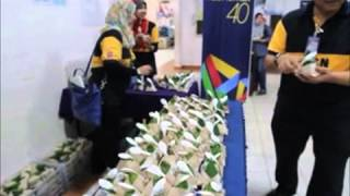Program Legasi Nasi Lemak 40 sempena ulang tahun BSN
